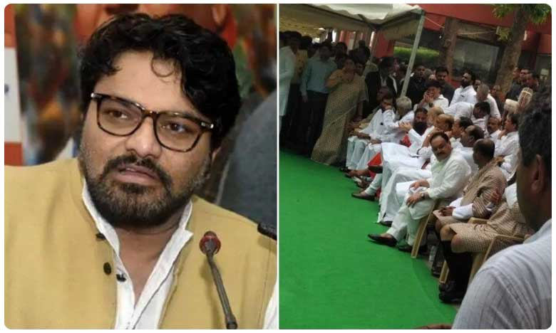 Babul Supriya Tigarawala Ampng 35 Who Lost Their Phones Nigambodh Ghat August 25