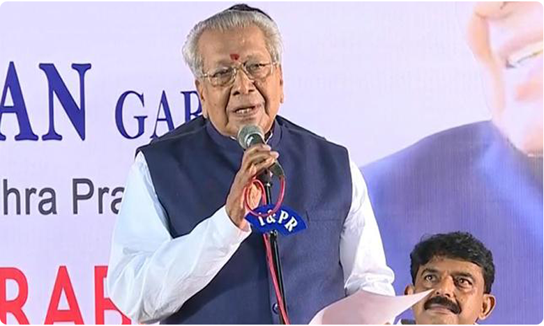 Blood donation equals to life says AP Governor Bishwabhusan, రక్తదానంపై అవగాహన కల్పించాలి..ఏపీ గవర్నర్ పిలుపు