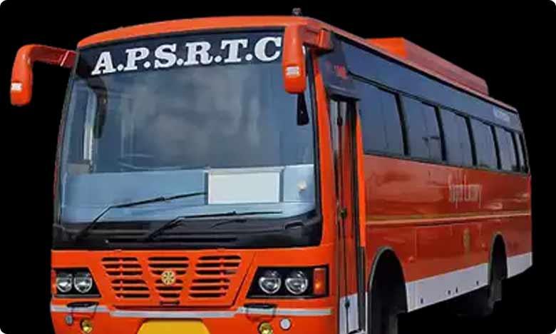 APSRTC employ suspended in tirupati ticket issue, తిరుపతిలో అన్యమత ప్రచారం..   ఆర్టీసీ ఉద్యోగిపై వేటు