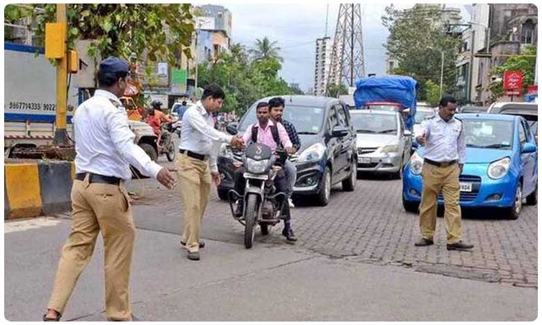 Hyderabad Traffic Police Given Clarity On Fake Message Circulating In Social Media