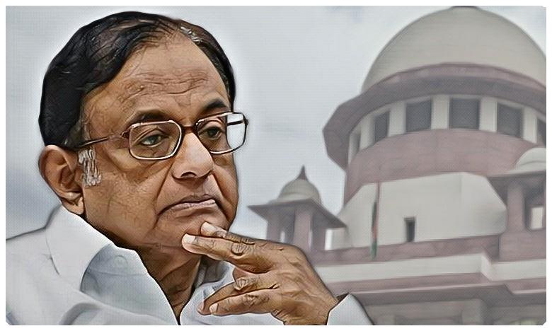 INX Media case, Supreme Court to hear P Chidambaram's plea today