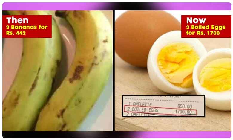 2 boiled eggs at Four Seasons Hotel, Mumbai costs Rs 1700, move over J W Marriott