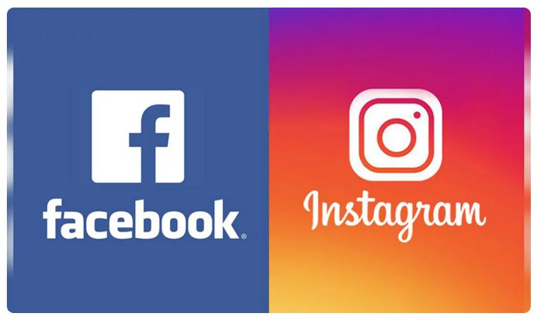 Facebook Instagram, ఫేస్బుక్, ఇన్స్టా సేవలకు అంతరాయం!