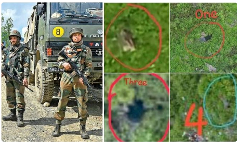 Army Asks Pak To Take Back Bodies Of 5 Intruders.. Come With White Flags, తెల్ల జెండాలతో రండి… మీ వారి శవాలను తీసుకెళ్లండి.. పాక్కు సూచన