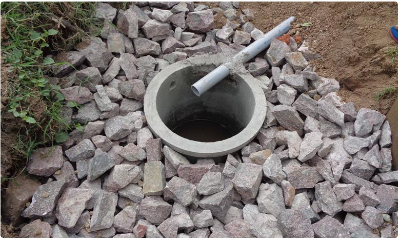 Rainwater harvesting pit is mandatory to get house plan