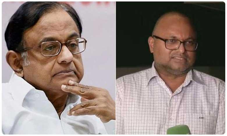 never met peter, indrani mukherjia says karti chidambaram