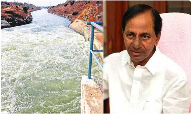 cm kcr do review on mahabubnagar projects