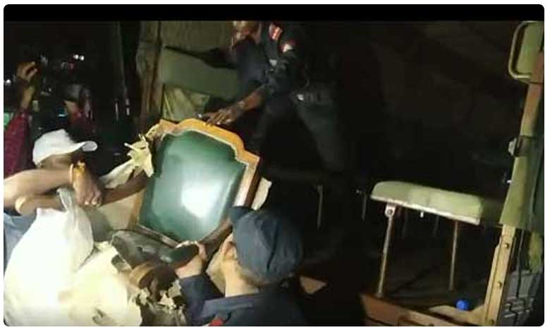 AP assembly furniture take back from kodela showroom