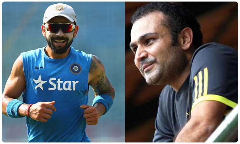 Virat Kohli Will Break Most Of Sachin Tendulkar's Recods Barring One: Virender Sehwag