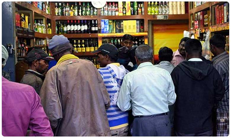 AP Government New Policy, To Stop Beer, Liquor Shop Rent Only Rs 1