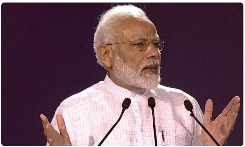 no elevator to success, have to take stairs pm modi at fit india movement