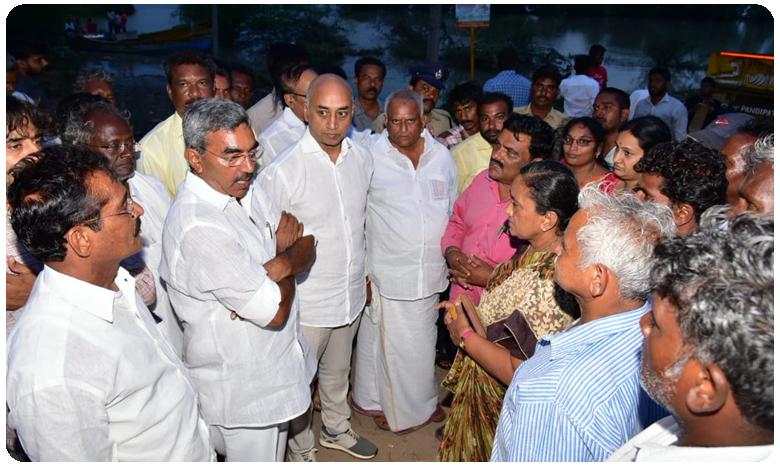 MP Galla Jayadev Slams AP Government, ఇది ముమ్మాటికీ ప్రభుత్వ నిర్లక్ష్యమే: జయదేవ్
