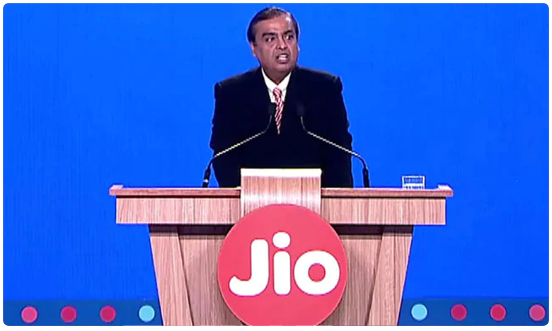 Mukesh Ambani Launches Jio Phone 3 in Reliance AGM Meeting