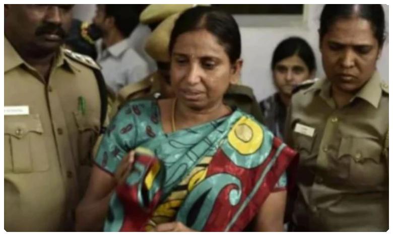Nalini Sriharan parole extended by 3 weeks