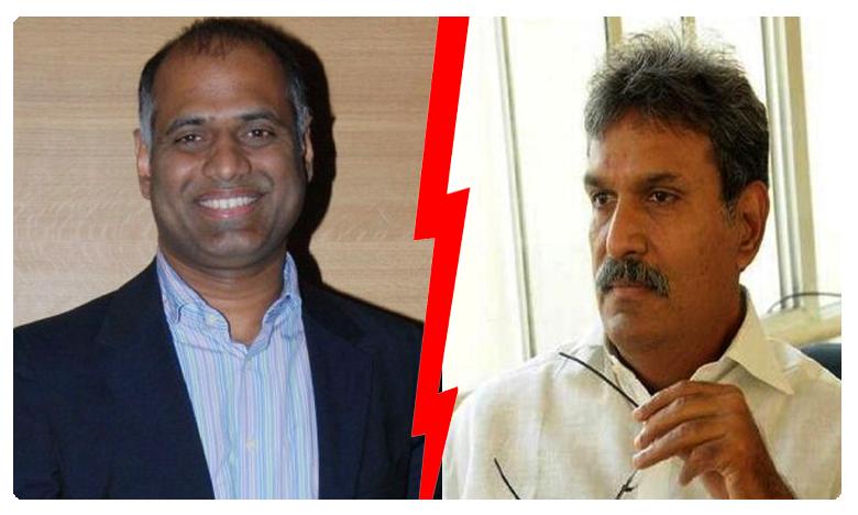 Twitter War: TDP MP Kesineni nani VS PVP, ట్వీట్లతో మరోసారి రచ్చకెక్కిన ఆ ఇద్దరూ..