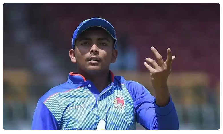 doubts around Prithvi Shaw positive dope test,