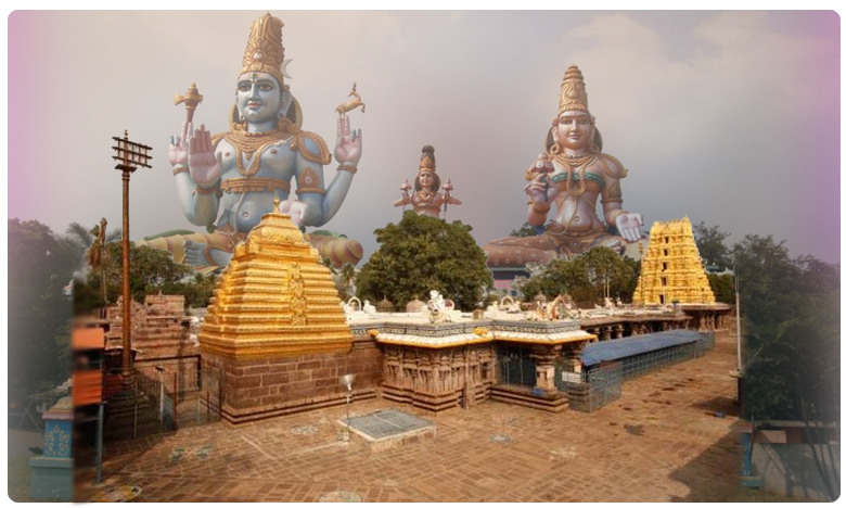 Non Hindu employees in Srisailam Temple, బాబు హయాంలోనే అన్యమతస్తులకు ఉద్యోగాలు..