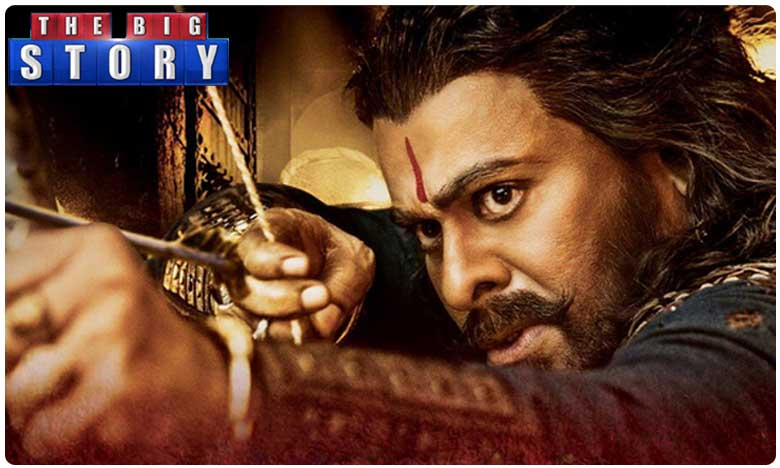 Chiranjeevi Sye Raa Narasimha Reddy teaser is out