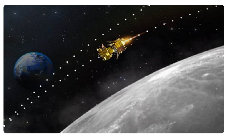 Connection With Vikram Lander Lost At 2.1 Km From Moon, 'విక్రమ్' సంకేతాలు నిలిచిపోయాయిః ఇస్రో శివన్