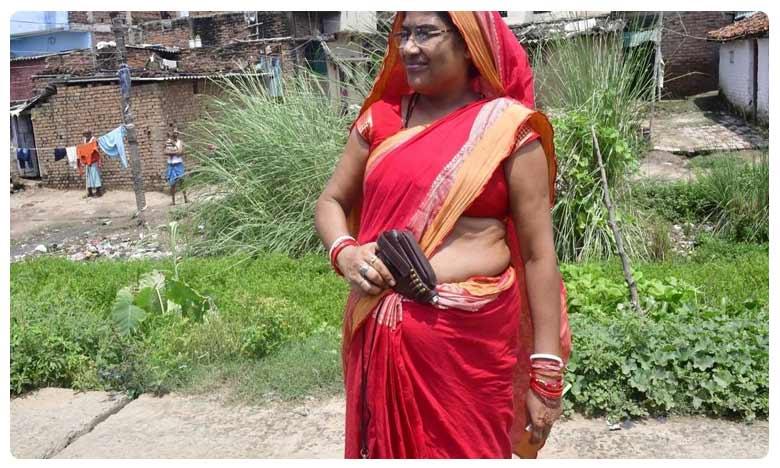 A mukhiya who calls the shots with a pistol