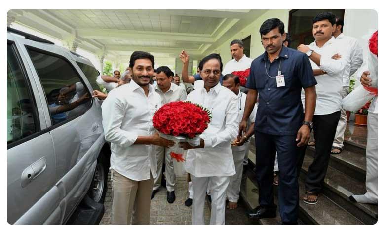The Chief Ministers Of Two Telugu States To Meet On Monday, తెలుగు రాష్ట్రాల ముఖ్యమంత్రులు భేటీ