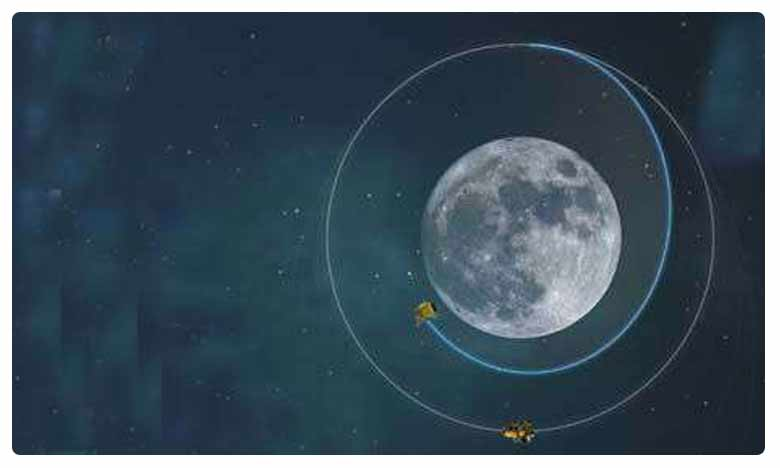 Chandrayaan-2 moves closer to Moon. Successfully completes second de-orbiting