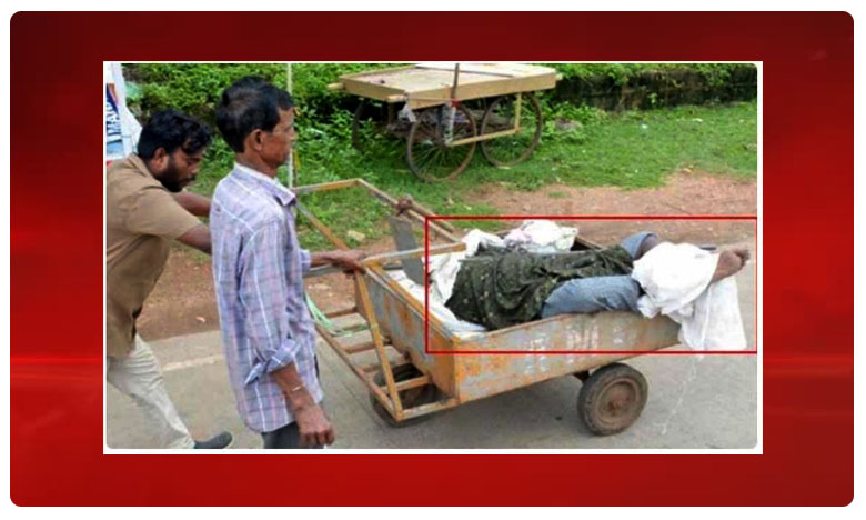 Outrage Over Orphan Dead Bodies Shifted To Cemeteries In Garbage Trucks, ఇదొక అమానవీయ ఘటన.. అనాథ మృతదేహాన్ని చెత్తబండిలో ఇలా…