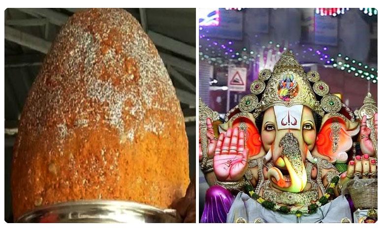 Film Nagar Ganesh Laddu Breaks the cost of Balapur Laddu