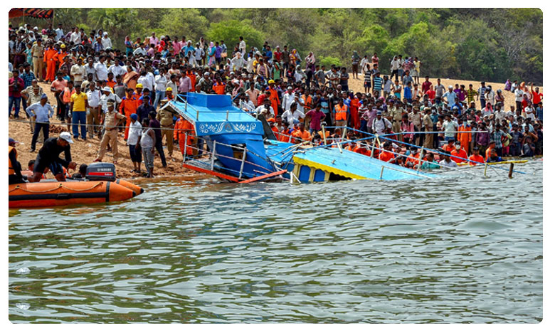 godavari boat mishap, బోటు మిస్సింగ్ కేసులో కొత్త ట్విస్ట్…. రంగంలోకి కాకినాడ బ్యాచ్… !!