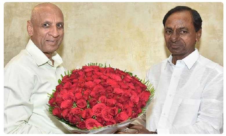 Telangana cm kcr may appoints governor narasimhan as government adviser
