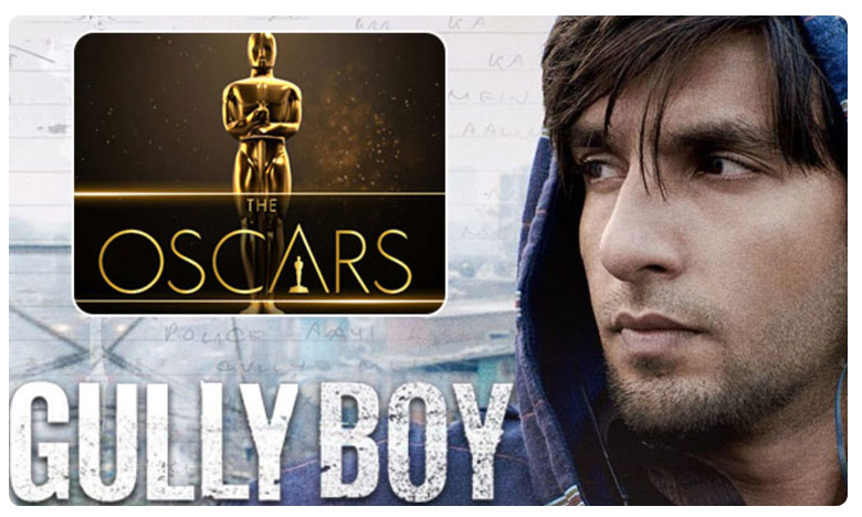 Oscar 2020 Nominations, ఆస్కార్ నామినేషన్లో 'గల్లీ బాయ్'..సౌత్ జనం గరంగరం!
