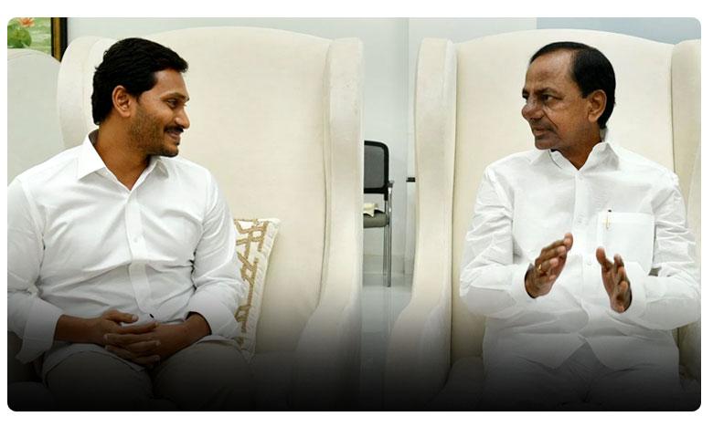 KCR And Jagan Eye Central Funds For River Link, కేసీఆర్, జగన్ భేటీ.. ఏయే అంశాలపై చర్చించారంటే..?