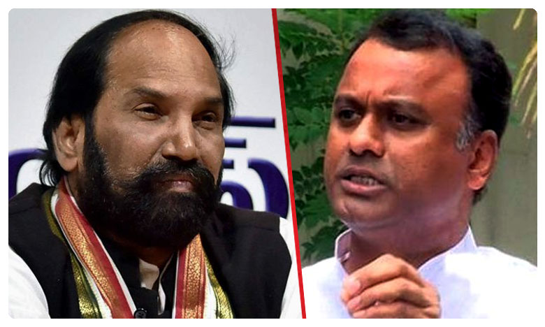 Komatireddy Raja Gopal Reddy sensational comments on Uttam Kumar Reddy, ఉత్తమ్ రాజీనామా చేస్తేనే కాంగ్రెస్కు భవితవ్యం: కోమటిరెడ్డి సంచలన వ్యాఖ్యలు