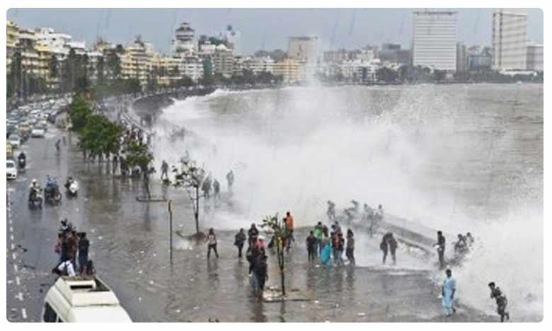IMD issues orange alert to Mumbai, heavy to very heavy rain expected