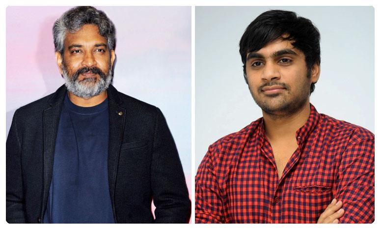 Saaho Director Sujeeth following SS Rajamouli regarding his next movie