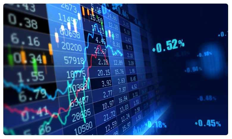Sensex Surges 1100 Points Nifty Crosses 11600, స్టాక్ మార్కెట్లో జోరు… లాభాల హోరు!