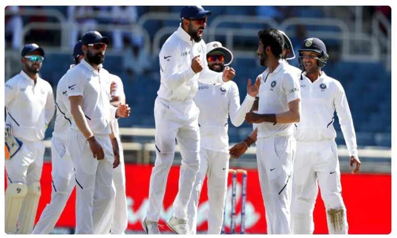 Jasprit Bumrah hat-trick, Hanuma Vihari 111 put India in cruise control vs West Indies