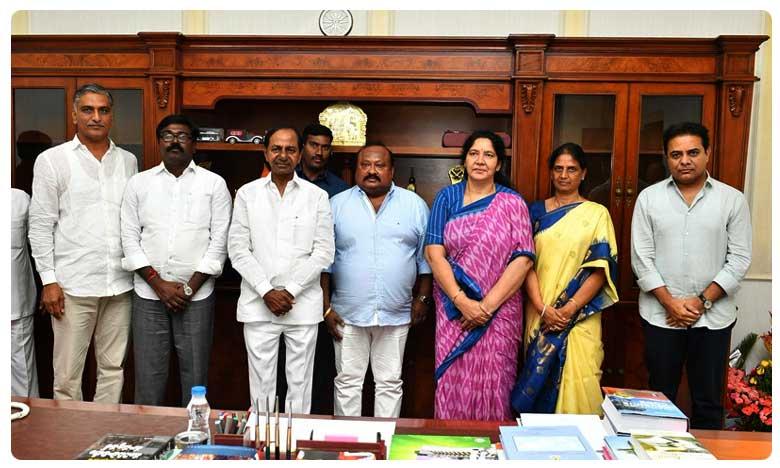 Telangana Government allocates portfolios to new ministers, కొత్త మంత్రుల శాఖలు ఇవే!