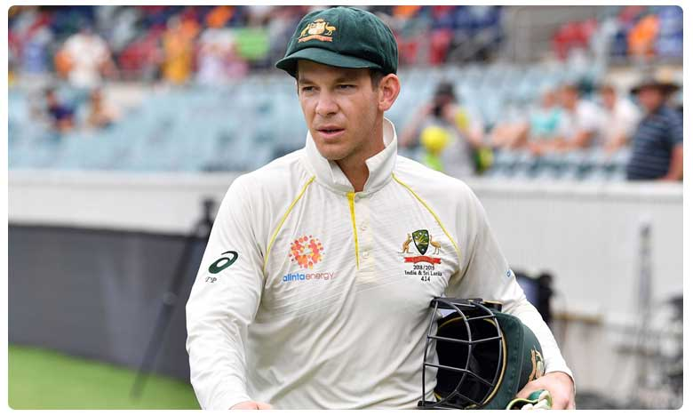 'Accidental' Australia captain Tim Paine on verge of Ashes landmark