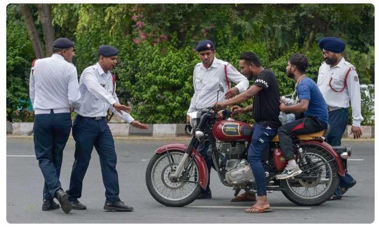 Gurugram Police Fines Delhi Man Rs 23,000 as New Motor Vehicles Act kicks in
