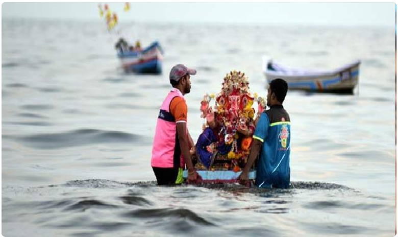 Minister Talasani: All departments are in the process of coordinating the Vinayaka immersion