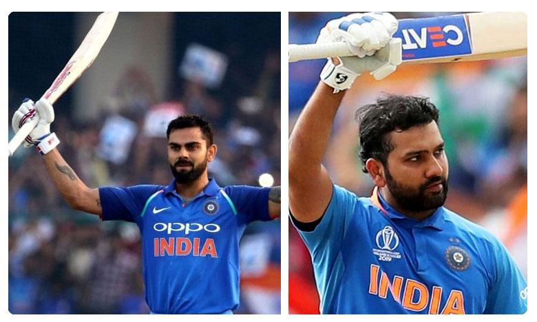 Rohit Sharma 8 runs away from World record in 3rd T20I at Bengaluru, T20I: 'నువ్వా నేనా' అంటున్న కోహ్లీ, రోహిత్!