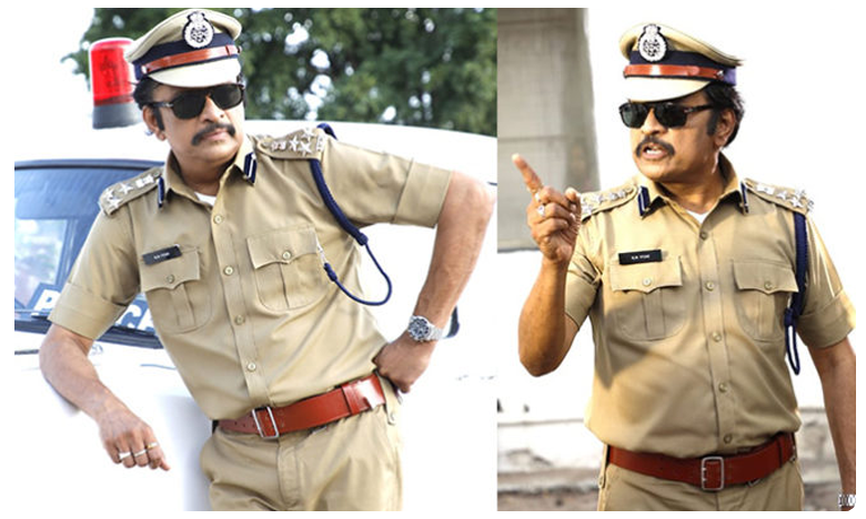 Music Director Koti's First Look Stills As IPS Officer Vyaas In Devineni Movie