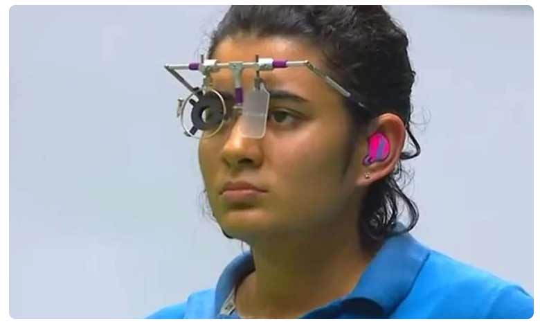 Yashaswini shoots down gold