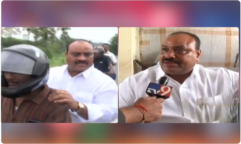 Achennayudu Serious Comments On YCP Government, జైలు కైనా రెడీ: అచ్చెన్నాయుడు