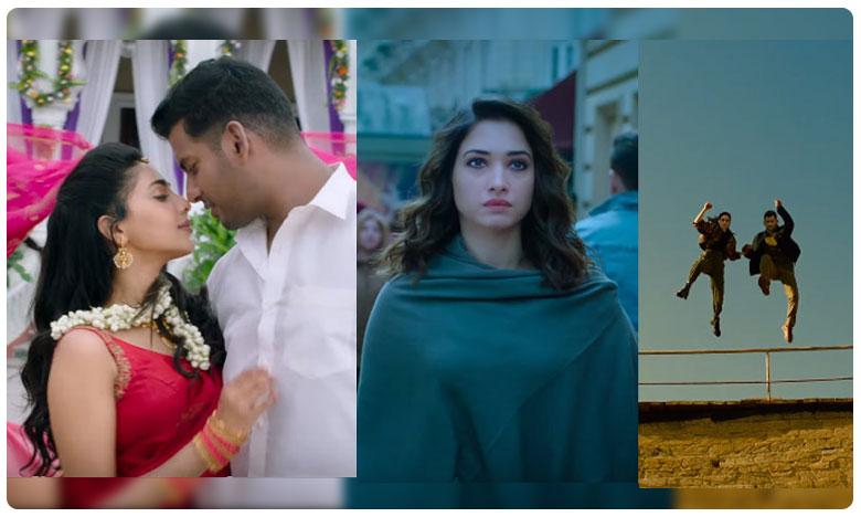 Vishal's Action Movie Teaser Unveiled