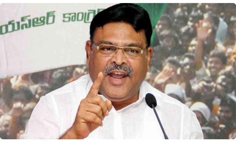 YCP MLA Ambati Rambabu controversial comments on Chandrababu