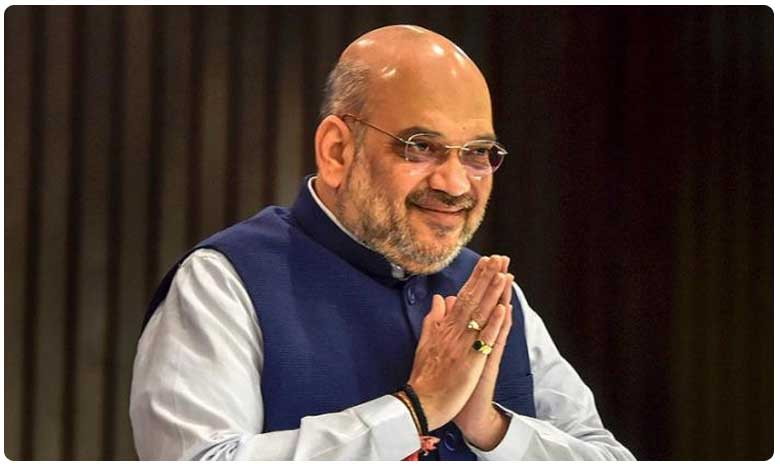 BJP Chief Amitshah goes neck surgery and discharged