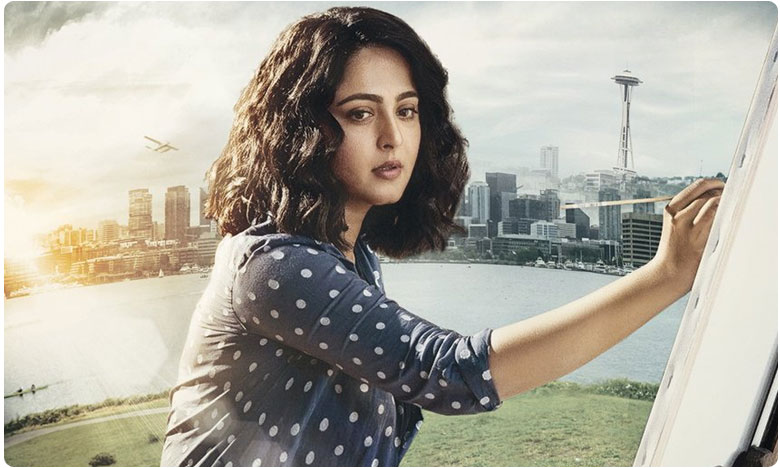 Nishabdam first look out: Anushka Shetty plays mute artist Sakshi