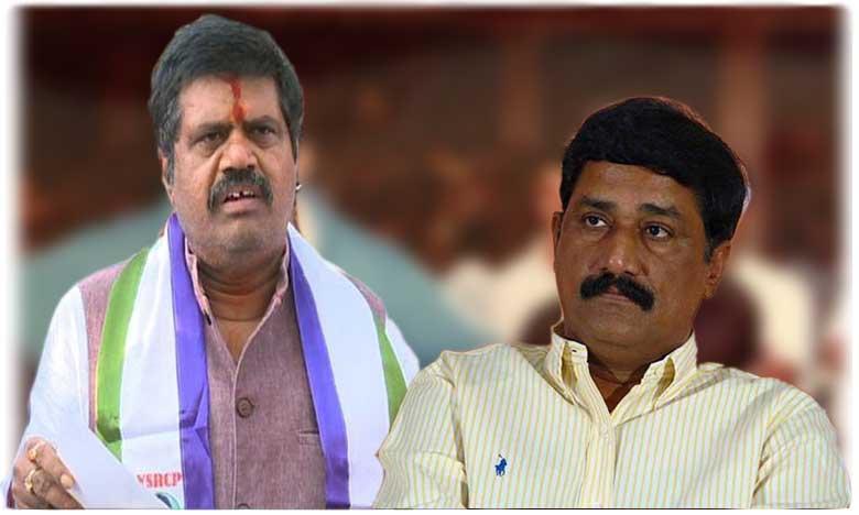 AP Minister Avanti Srinivasa Rao slams Ganta Srinivasa Rao, ఆయనను మనిషిగా కూడా చూడను: గంటాకు అవంతి కౌంటర్